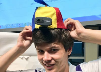 SnapBack the smart hat! (Second Place @ Xilinx Hackathon)