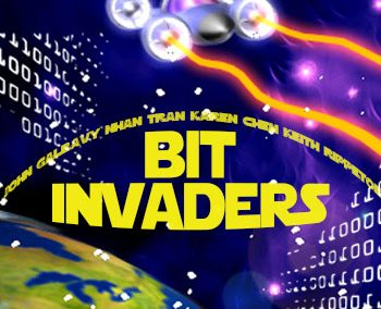 BitInvaders – Fun game to teach kids binary numbers!