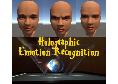 Holographic Emotion Recognition
