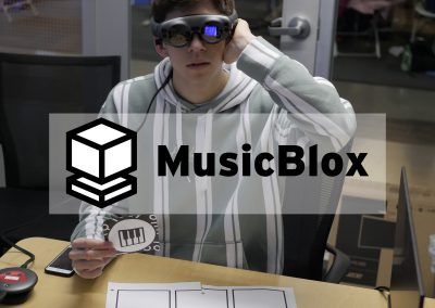 MusicBlox: Tangible Programming Education in Mixed Reality | Won AR/VR Grand Prize @ Stanford's TreeHacks 2020
